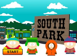 South Park title screen